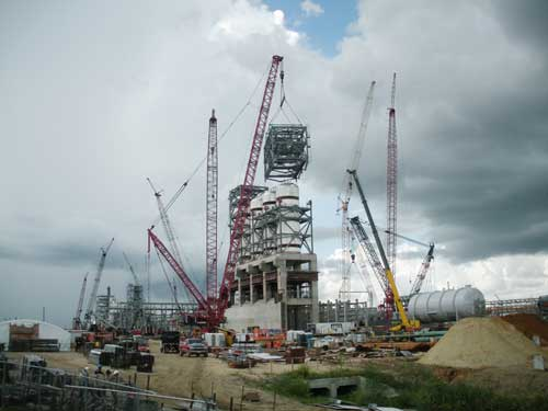 Total Port Arthur Refinery DCP Project