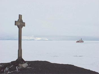 first McMurdo memorial